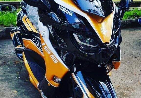 New Nmax Predator  R̶p̶.̶ ̶5̶.̶5̶0̶0̶.̶0̶0̶0̶