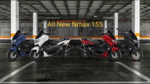 Promo Kredit Motor Yamaha New Nmax 2020