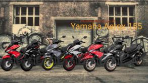 Promo Kredit Motor Yamaha Aerox